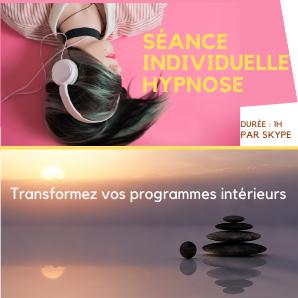 Séance Individuelle Hypnose - 1h