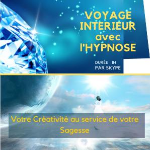 Séance Individuelle Voyage Intérieur Hypnose - 298x298px